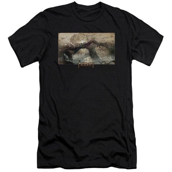 Hobbit Epic Journey Short Sleeve Adult T-Shirt