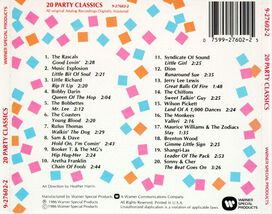 Various Artists - 20 Party Classics