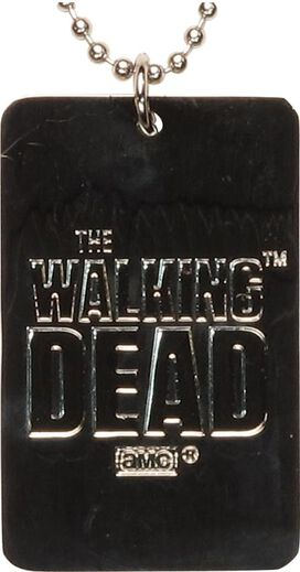 Walking Dead Daryl Dixon Dog Tag