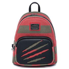 Loungefly Nightmare On Elm Street Freddy Sweater Mini-Backpack