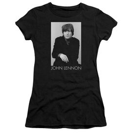 John Lennon Ex Beatle Short Sleeve Junior Sheer T-Shirt