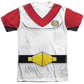 Voltron Keith Costume Short Sleeve Adult Poly Crew T-Shirt