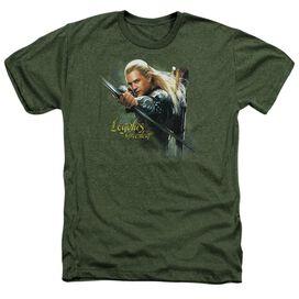 Hobbit Legolas Greenleaf Adult Heather Military