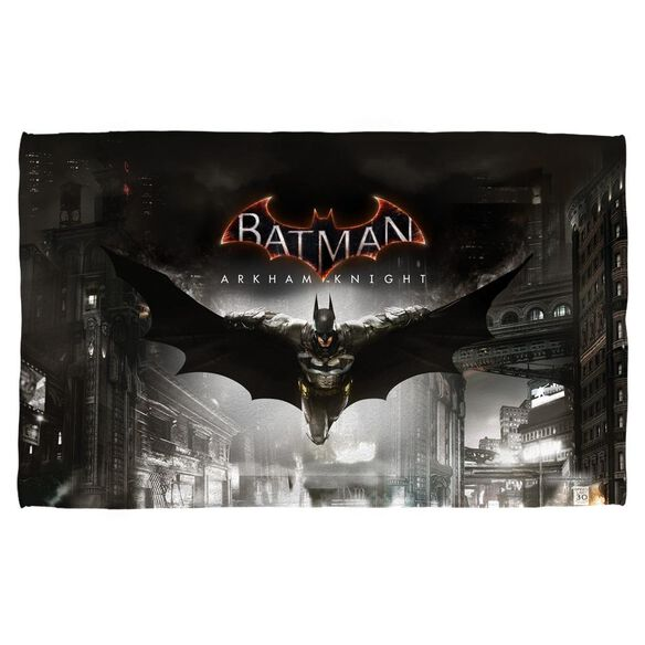 Batman Arkham Knight Arkham Knight Poster Towel White