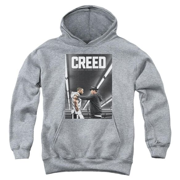 Creed Poster Youth Pull Over Hoodie Athletic