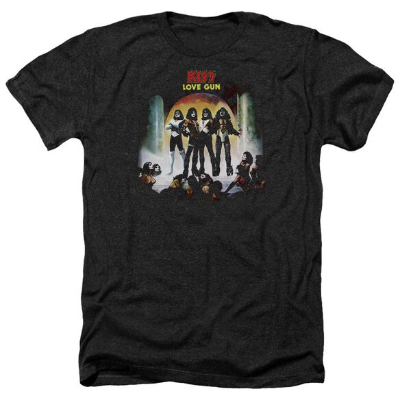 Kiss Lover Gun Cover Adult Heather