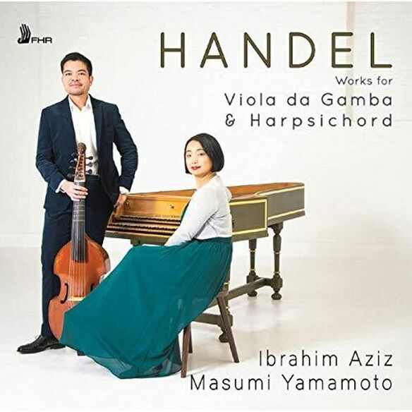 Handel/ Aziz/ Yamamoto - Viola Da Gamba & Harpsichord