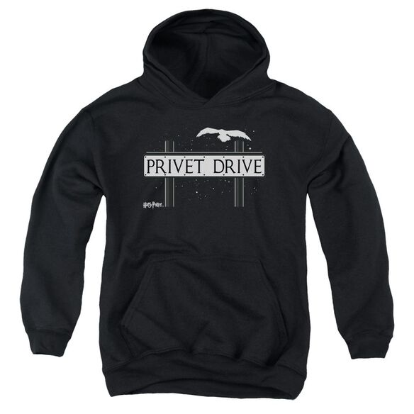 Harry Potter Privet Drive Youth Pull Over Hoodie