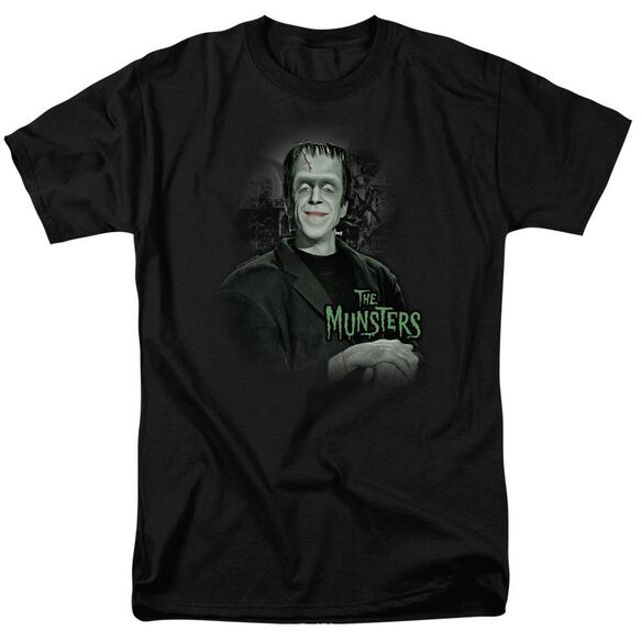 The Munsters Man Of The House Short Sleeve Adult T-Shirt