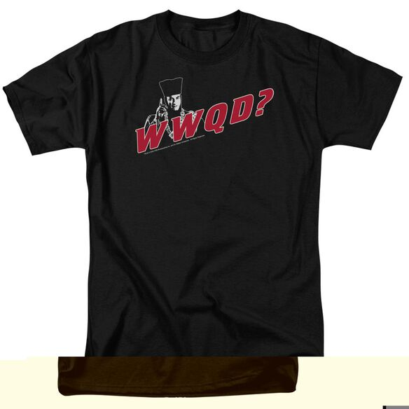 Star Trek Wwqd Short Sleeve Adult T-Shirt