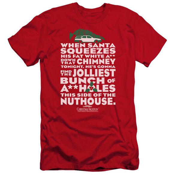 Christmas Vacation Jolliest Bunch Hbo Short Sleeve Adult T-Shirt