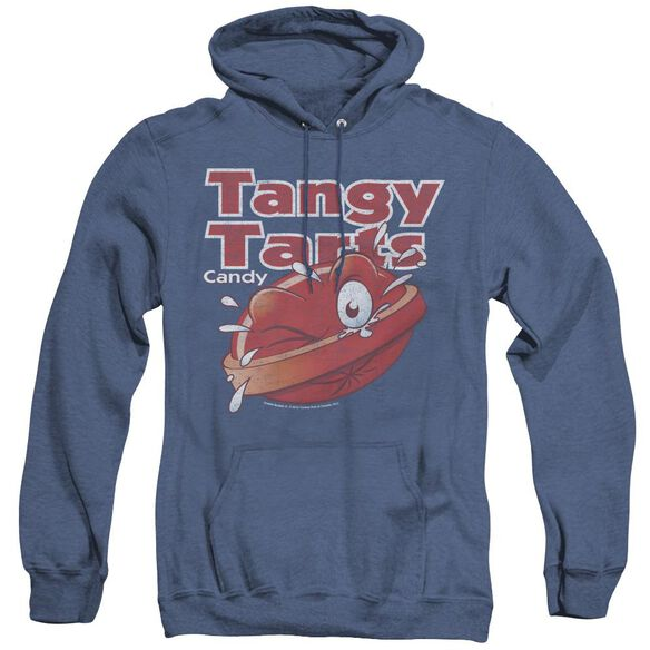 Dubble Bubble Tangy Tarts - Adult Heather Hoodie - Royal Blue