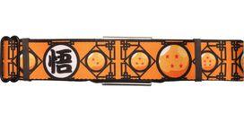 Dragon Ball Z Kanji Balls Seatbelt Belt