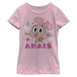Gumball Anais Stars Youth Girls Shirt