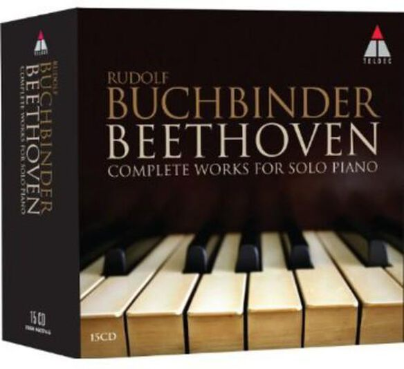 Ludwig Van Beethoven - Complete Works for Solo Piano