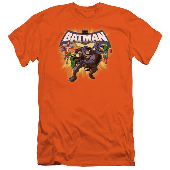 Batman Bb A Bold Force Short Sleeve Adult T-Shirt
