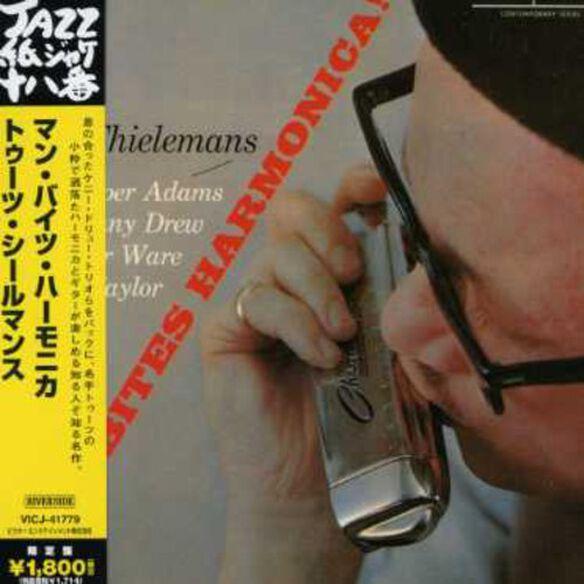 Toots Thielemans - Man Bites Harmonica