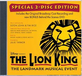 Original Broadway Cast - Lion King [Original Broadway Cast]