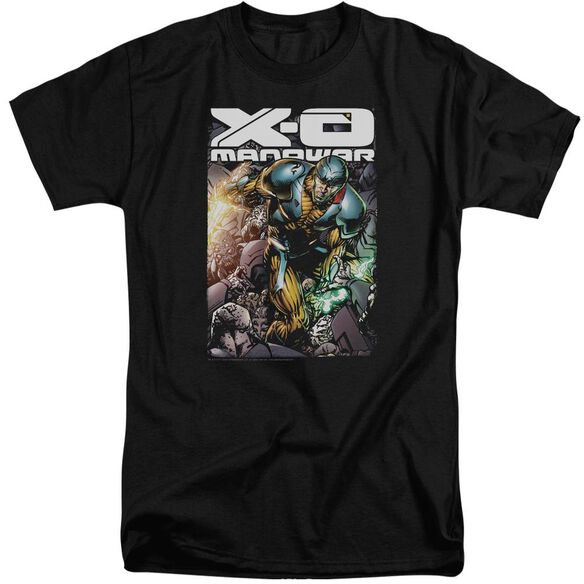 Xo Manowar Pit Short Sleeve Adult Tall T-Shirt