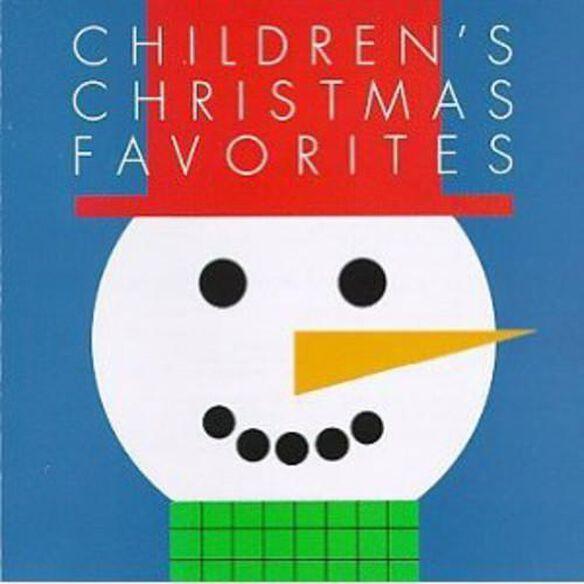 Various Artists - Children's Xmas Favorites / Various