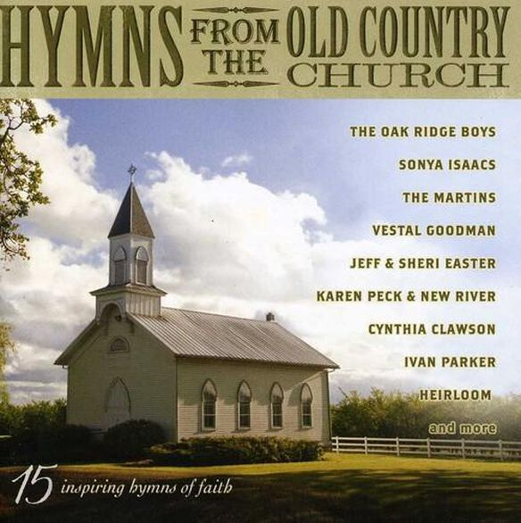 Various Artists - Hymns From The Old Country Church