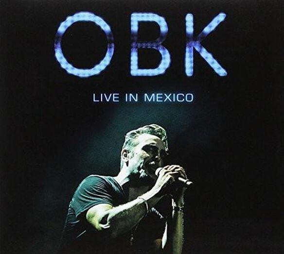 Live In Mexico (W/Dvd) (Spa)