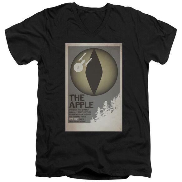Star Trek Tos Episode 34 Short Sleeve Adult V Neck T-Shirt