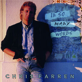 Chris Farren - In So Many Words