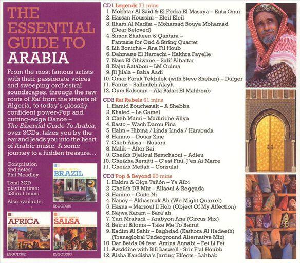 Arabia(3 Cd) 1105