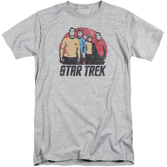 Star Trek Landing Party Short Sleeve Adult Tall Athletic T-Shirt