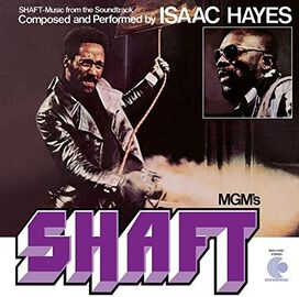Isaac Hayes - Shaft [Music from the Soundtrack]