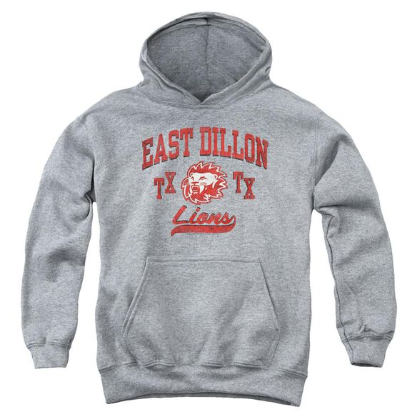 Friday Night Lights Athletic Lions Youth Pull Over Hoodie Athletic