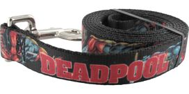 Deadpool Name Poses Pet Leash