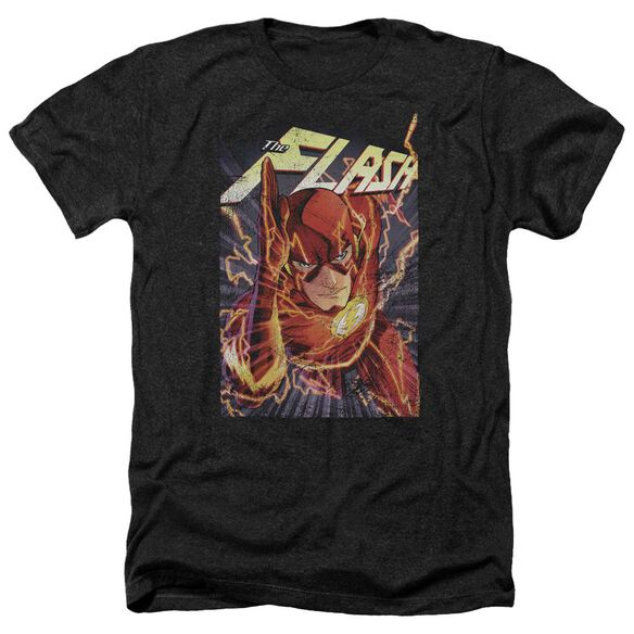 Jla Flash One Adult Heather