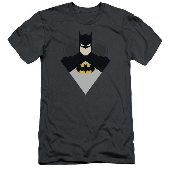 Batman Simple Bat Short Sleeve Adult T-Shirt