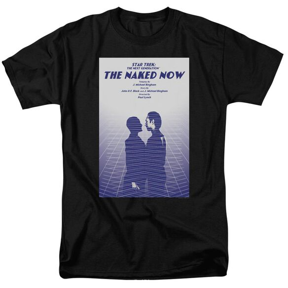 Star Trek Tng Season 1 Episode 3 Short Sleeve Adult T-Shirt