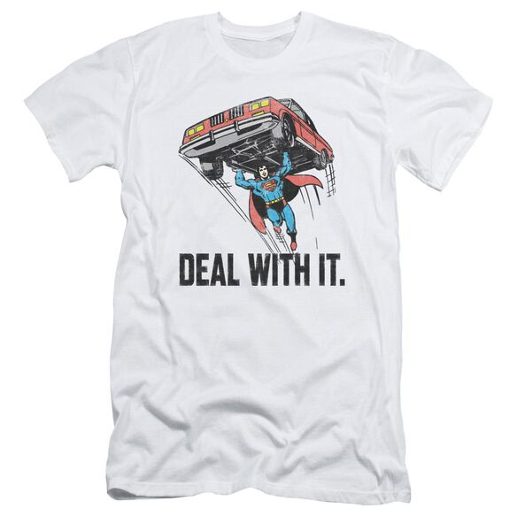 Dco Deal With It Short Sleeve Adult T-Shirt