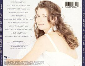 Amy Grant - House of Love