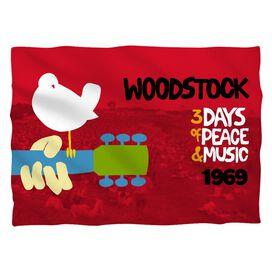 Woodstock Classic Pillow Case