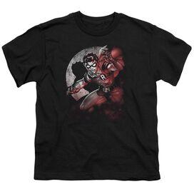 Batman Robin Spotlight Short Sleeve Youth T-Shirt