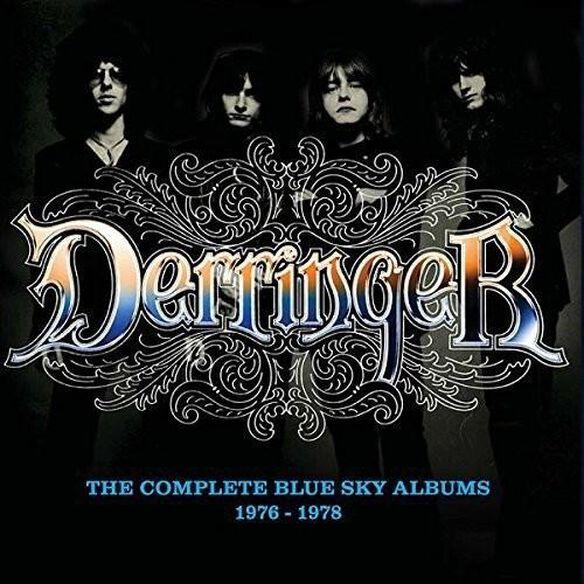 Complete Blue Sky Albums 1976 1978 (Uk)