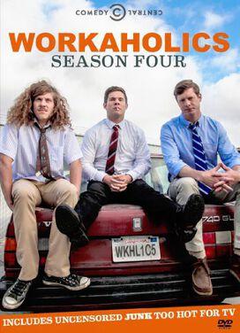 Workaholics: Season Four
