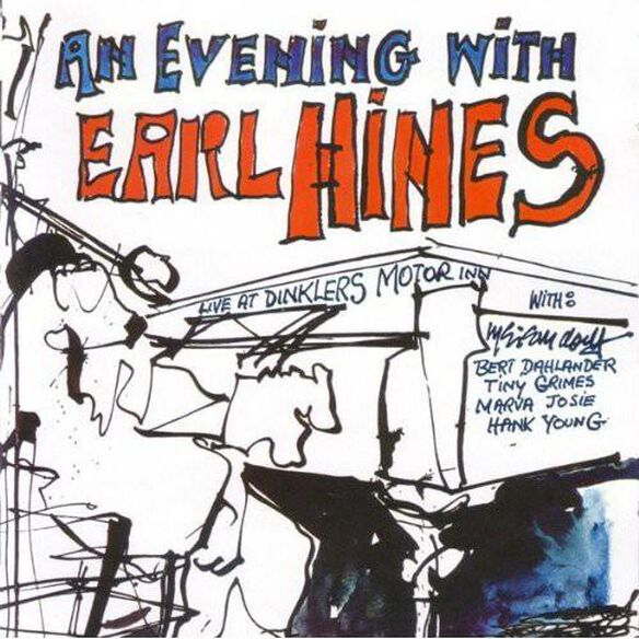 Earl Hines - An Evening With Earl Hines