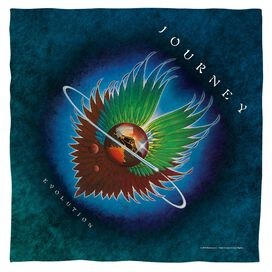 Journey Evolution Home Bandana White