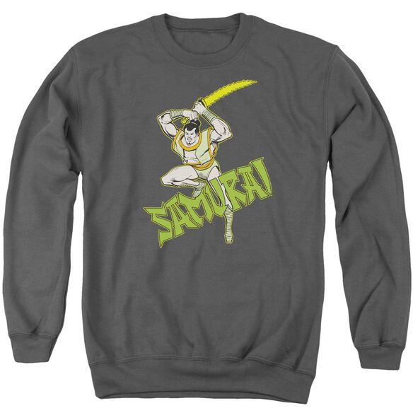 Dc Samurai Adult Crewneck Sweatshirt