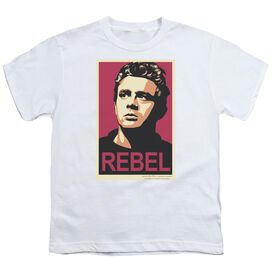 Dean Rebel Campaign Short Sleeve Youth T-Shirt
