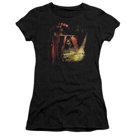 Mirrormask Big Top Poster Short Sleeve Junior Sheer T-Shirt