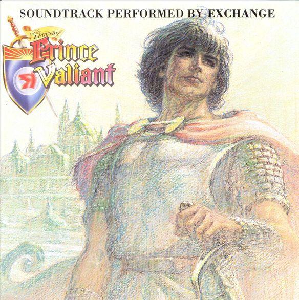Legend Of Prince Valiant