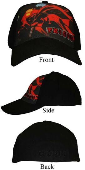 Trigun Vash Pose Hat