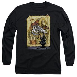 Dark Crystal Poster Long Sleeve Adult T-Shirt